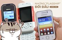 """Nhìn hình đoán tên những mẫu điện thoại """"flagship"""" đời đầu"""