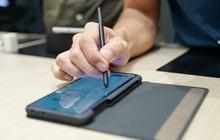 Galaxy S21 Ultra hỗ trợ S Pen, nhưng phải mua riêng và cần ốp lưng giá 70 USD để cắm bút