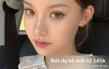 """5 bút dạ kẻ mắt chỉ từ 145k """"xịn sò"""" dễ kẻ, team vụng về dùng ngon ơ"""