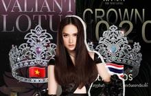 BTC Đại sứ Hoàn mỹ vướng nghi vấn đạo nhái vương miện, bị soi giống của Hoa hậu Chuyển giới Thái Lan đến 70%