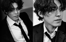 """Kim Woo Bin cuối cùng đã lấy lại visual nam thần sau khi chữa ung thư: Mặt như tượng tạc, mái tóc thôi cũng """"lịm tim"""""""