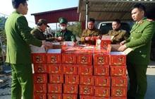 Tóm gọn 2 tấn hồng sấy dẻo từ Trung Quốc, định trà trộn lẫn lộn hàng