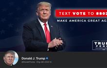 Facebook bất ngờ mở lại tài khoản cho ông Trump, nhưng không còn công nhận là Tổng thống Hoa Kỳ