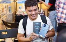 Sau thời gian dài đóng băng, thị trường iPhone 12 Pro/ Pro Max bất ngờ sôi động trở lại dịp cận Tết