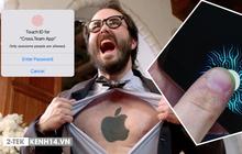 Cộng đồng iFan dậy sóng khi nghe tin iPhone 12S được trang bị tính năng bảo mật Touch ID dưới màn hình