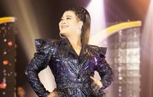 """Netizen tranh luận khi """"Vedette"""" Vũ Thu Phương bị loại: Truyền cảm hứng nhưng chưa phù hợp thi nhan sắc?"""