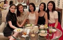 Dàn hậu tưng bừng tụ họp mừng sinh nhật Lê Âu Ngân Anh, Á hậu Kim Duyên chiếm sóng vì gương mặt khác lạ