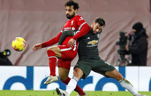 Bất phân thắng bại với kình địch Liverpool, Man Utd vững vàng trên ngôi đầu