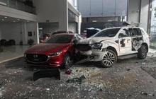Khởi tố nữ tài xế lái ô tô tông thẳng vào showroom khiến 1 người tử vong ở Phú Thọ