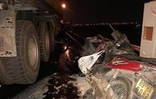 Xe đầu kéo cuốn nạn nhân đi gần 60 km sau tai nạn