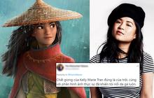 Nữ chính gốc Việt được fan toàn cầu khen hết lời ở phim hoạt hình style Đông Nam Á sắp ra mắt của Disney