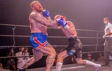"""""""Người khỏe nhất hành tinh"""" cao 2m06 hùng hổ bước vào trận đấu boxing với đối thủ """"tí hon"""", kết quả sau đó khiến nhiều người phải ngỡ ngàng"""