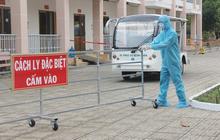 Thêm 2 người nhập cảnh nhiễm Covid-19, được cách ly tại Hà Nội và Đà Nẵng