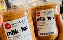 Một hãng phục vụ trà sữa ngay trên máy bay, gây sốc cho netizen khi doanh thu hơn 50 nghìn cốc mỗi tháng
