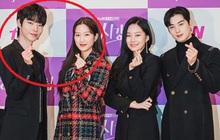 Góc tiên tri: Chỉ một bức hình biết ngay Moon Ga Young chắc cốp về bên bad boy True Beauty?
