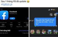 """Messenger trên iPhone cập nhật tính năng mới tương tự như """"bong bóng chat"""", kiểm tra ngay xem bạn đã có chưa?"""