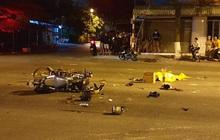 Bình Dương: Xe máy vượt đèn đỏ tông xe máy khác, 2 người chết, 3 người bị thương