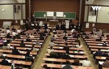 Nhật Bản tổ chức thi đại học cho hơn 535 nghìn thí sinh trong dịch COVID-19