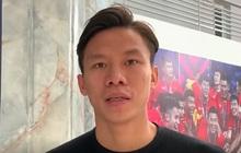 Quế Ngọc Hải và Huỳnh Như chia sẻ cảm nghĩ sau buổi lễ ra mắt mẫu áo thi đấu chính thức