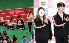 Choáng trước cặp đôi công khai hẹn hò tình tứ tại Đại hội thể thao idol Kpop, giờ sự thật đằng sau mới được hé lộ