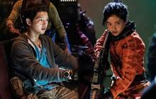 """Bom tấn Space Sweepers tung """"hàng nóng"""": Kim Tae Ri đấu súng cực ngầu, Song Joong Ki xứng danh trùm công nghệ"""