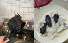"""Series """"ẩm thực bóng đêm"""" của các cao thủ bếp núc: xem xong vẫn thấy tự hào vì mình nấu ăn còn giỏi hơn khối người!"""