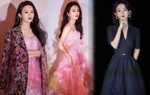 Triệu Lệ Dĩnh thay 2 bộ cánh với style đối lập: Từ công chúa dịu dàng đã hóa phu nhân tài phiệt kiêu sa