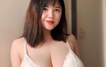 Cô gái Hải Dương tiết lộ lý vòng 1 vẫn siêu khủng dù từng phẫu thuật hút 6 lít mỡ để thu gọn ngực