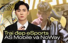 """NoWay và AS Mobile, hai nam thần tài năng của làng game Việt đang cạnh tranh """"cực gắt"""" tại WeChoice Awards 2020"""