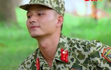 Chàng quân nhân được netizen đẩy thuyền với Diệu Nhi mặc quân phục hay sơ mi trắng đều soái ca ngời ngời, nể nhất là thành tích học tập