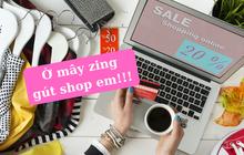 Nhìn lại những câu nói huyền thoại của hội ghiền mua sắm online năm 2020