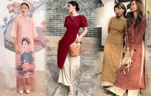 Loạt shop bán áo dài Tết ở Sài Gòn: Sang chảnh hay trẻ trung đều đẹp mê, giá từ 700k