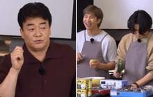 """Siêu đầu bếp """"vỡ mộng"""" khi nấu ăn cùng BTS: hóa ra họ không có kỹ năng, nấu ngon đều nhờ... biên tập?"""