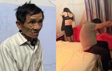 """Vụ U50 bán dâm trong nhà nghỉ cấp 4 không cửa: Chân dung """"tú ông"""" nông dân 76 tuổi"""