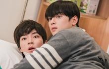 "Thiếu Moon Ga Young, Cha Eun Woo liền mạnh bạo ""đè"" Hwang In Yeop ngay trong tập 11 True Beauty"