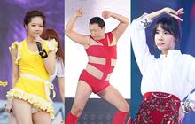Loạt outfit gây tranh cãi bậc nhất Kpop: SNSD bị nghi đạo nhái, PSY diện jumpsuit sexy nhưng chưa sốc bằng boygroup mặc mỗi nội y lên stage