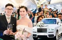 Màn rước dâu cực sang chảnh bằng máy bay của cặp đôi chú rể Hà Nội cô dâu Đà Nẵng, sốc hơn nữa là sự xuất hiện của dàn siêu xe trị giá hàng chục tỷ đồng!