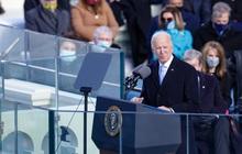 Ông Joe Biden tuyên thệ, chính thức trở thành Tổng thống Mỹ thứ 46 vào thời khắc khó khăn của lịch sử đất nước