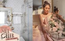 Căn hộ của rich kid Thảo Nhi Lê: Nội thất đơn giản không cầu kì, phòng tắm có style tân cổ điển nhìn mà ghen tị
