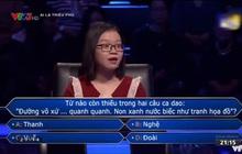 """Ai Là Triệu Phú lại gây tranh cãi vì đáp án: """"Đường vô xứ... quanh quanh"""" là Nghệ hay Huế?"""