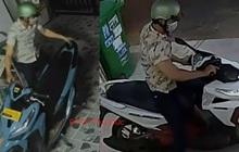 """Clip: Thanh niên trộm vào nhà dân lấy liền 2 xe máy """"dễ như ăn cháo"""", camera bóc trần cảnh tượng không tưởng"""