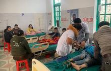 Nghệ An: 7 học sinh tiểu học nhập viện nghi ngộ độc