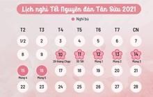 TP.HCM thông báo lịch treo cờ Tổ quốc và nghỉ Tết Nguyên Đán Tân Sửu 2021
