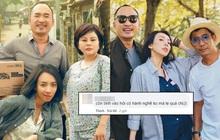 """Chuyện Xóm Tui """"nổ"""" poster phần 2, fan chưa kịp phản ứng thì Thu Trang dằn trước luôn: """"Hoàn lương nha quý vị!"""""""