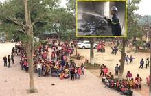Cháy lớp học, hàng trăm học sinh tiểu học sơ tán