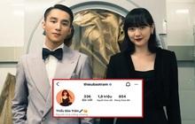 Vượt cả Hải Tú, Sơn Tùng, Instagram của Thiều Bảo Trâm có chỉ số lượt theo dõi tăng gấp nhiều lần giữa drama
