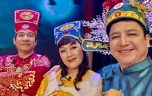 Hé lộ tạo hình của Chí Trung - Vân Dung - Quang Thắng trong Táo Quân 2021!