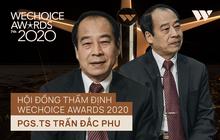 """PGS.TS Trần Đắc Phu: """"Để bạn dám vượt qua khó khăn, đó là sứ mệnh của WeChoice Awards"""""""