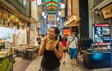 Dạo một vòng quanh khu chợ Nishiki: Thiên đường mua sắm ở Kyoto, Nhật Bản