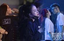 """Dàn sao khoe sắc tại buổi tổng duyệt WeChoice 2020: Hoàng Thùy Linh cực xinh, MCK - Tlinh phát """"cẩu lương"""", Bích Phương đi luôn với gấu?"""